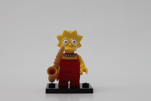LEGO Minifigures The Simpsons Series (71005) - Lisa Simpson