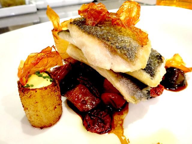 pescado ramon freixa avalon restaurante barcelona