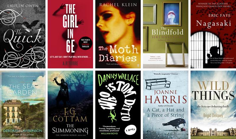 April 2014 books
