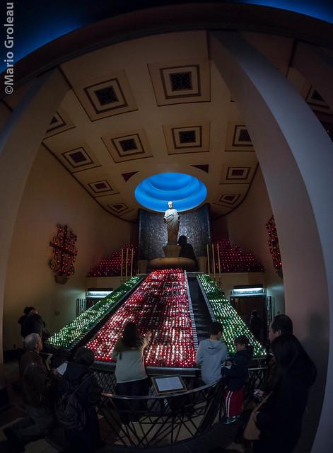 Joyeuses Pâques! La chapelle Votive OSJ MTL