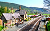 Carrog Station by Dave McGlinchey
