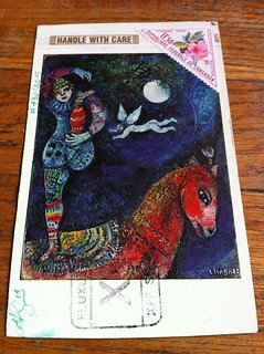 altered Chagall, outgoing
