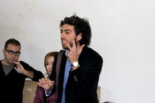 Marco Aiello uno dei tre segretari del neo Pd