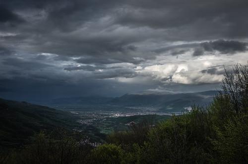 clouds landscape pentax mazedonien da1855alwr k5ii mavrovoundrostuša