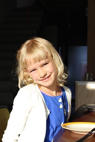 Lentefeest Lili