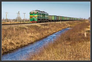2TE116, Ventspils/LV, 30.Apr 2013
