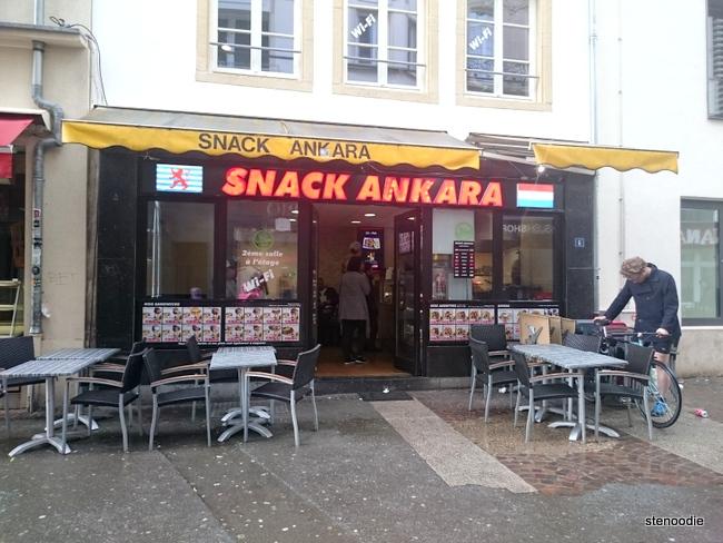 Snack Ankara storefront