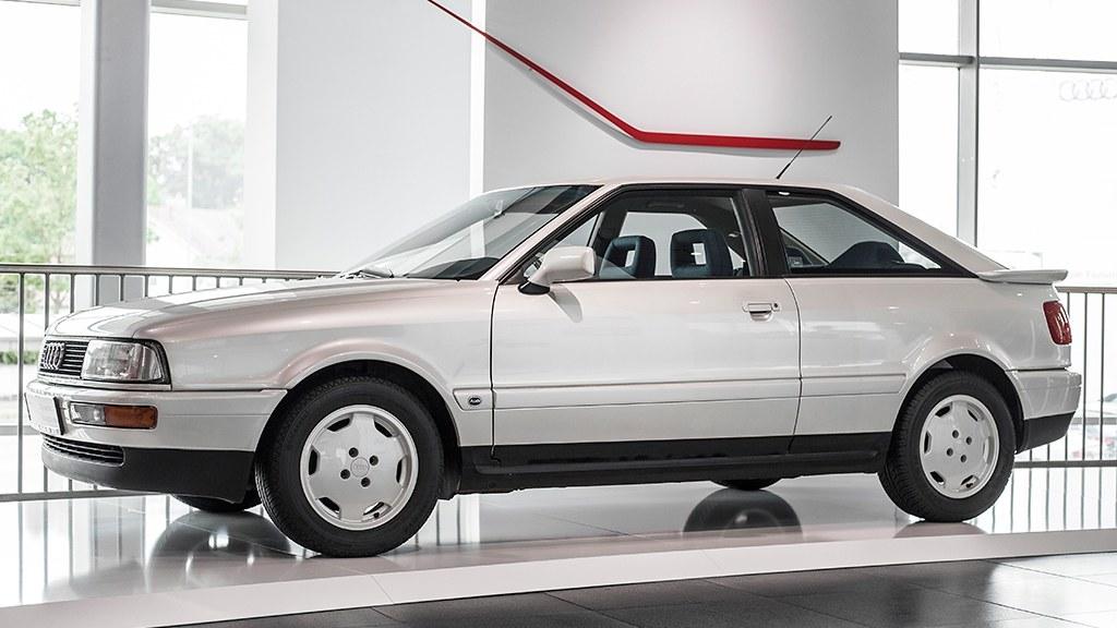 Audi Coupé 2.3 E
