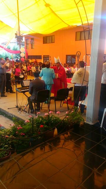 Confirmaciones en Santiago Oxtotitlán Villa Guerrero