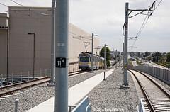 LOS ANGELES--100 appr Expo/Bundy Station OB