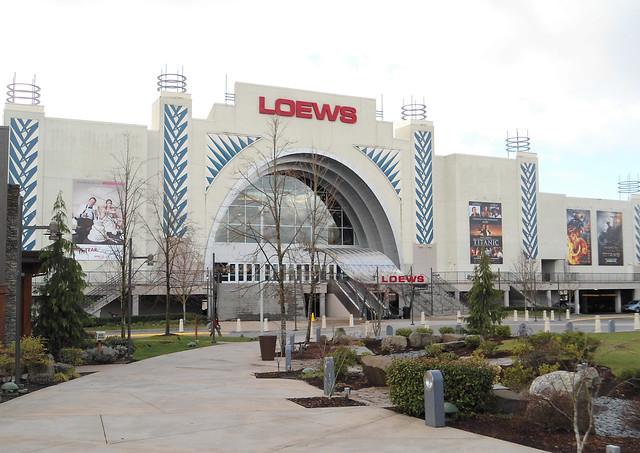 amc loews theater alderwood mall lynnwood wa
