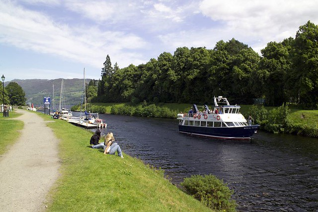 The Great Glen Canoe Trail