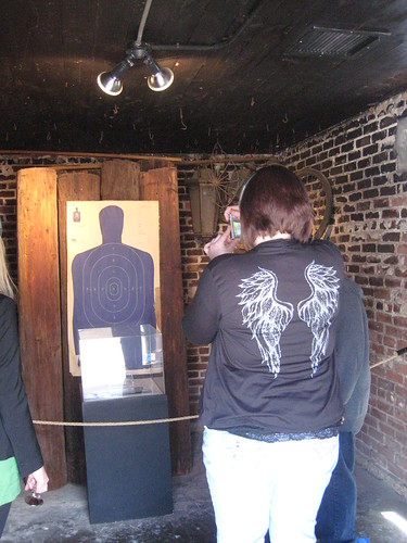 Graceland shooting range