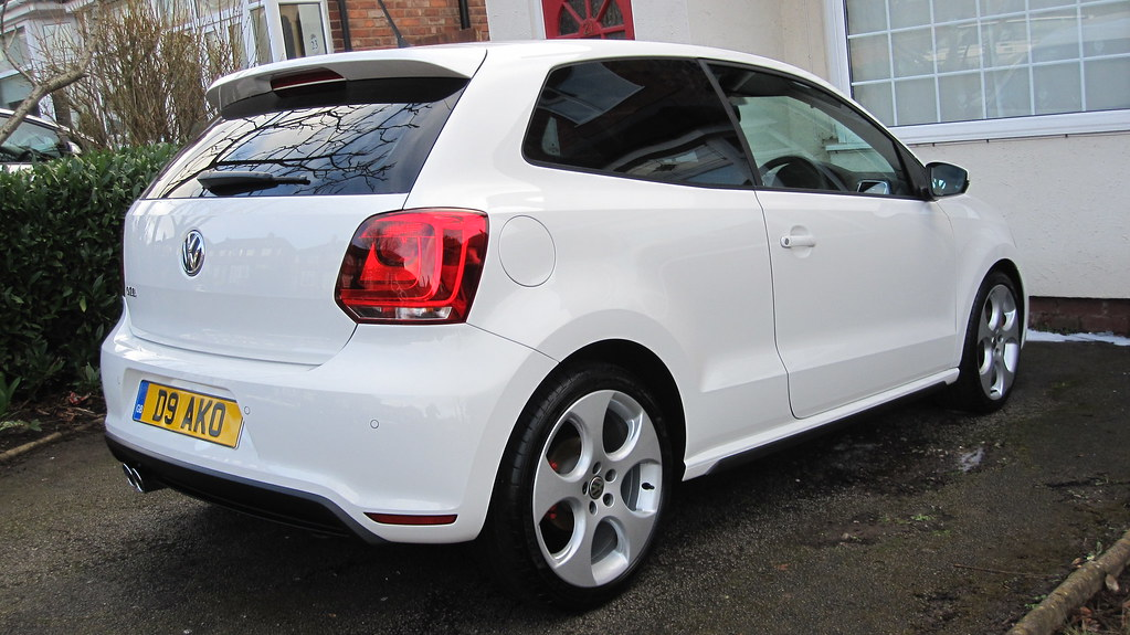 candy white 6r polo gti detail my ride enhancement. Black Bedroom Furniture Sets. Home Design Ideas
