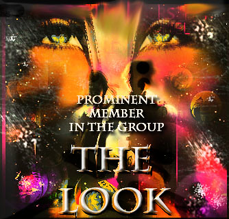 The look member prominent