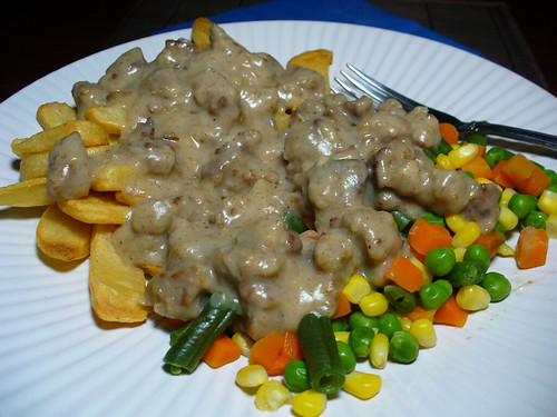 2012-03-03 - VJF Vegan Sausage Gravy - 0012
