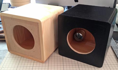 Handmade Speaker#4