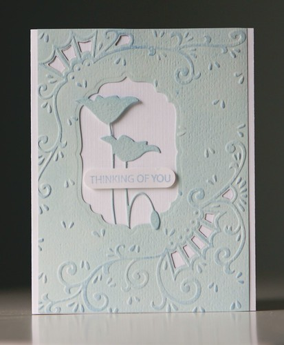 A Little More Embossing
