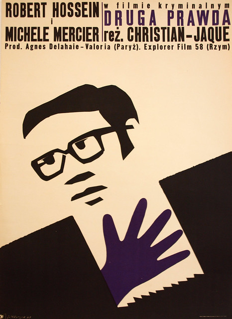 Druga Prawda:La Seconde verite (1966)_Poster (1969)