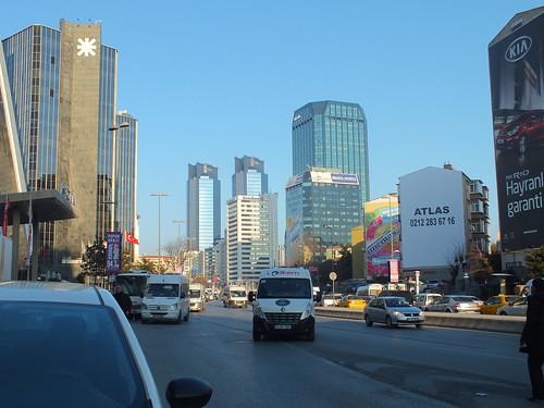 Levent, Isztambul klasszikus üzleti központja