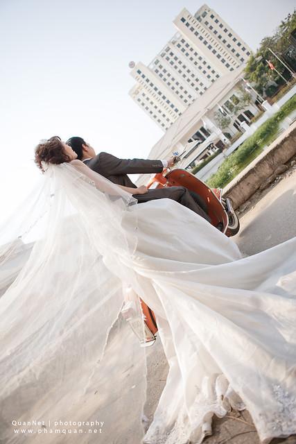Wedding: Hằng , Bốn