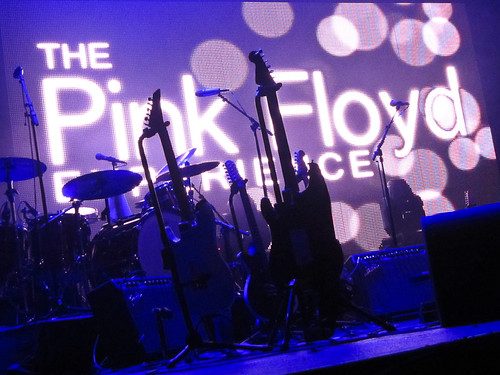 The Pink Floyd Experience @ Electric Factory 02-22-12