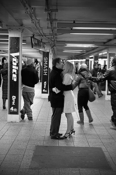 sweet kiss ...