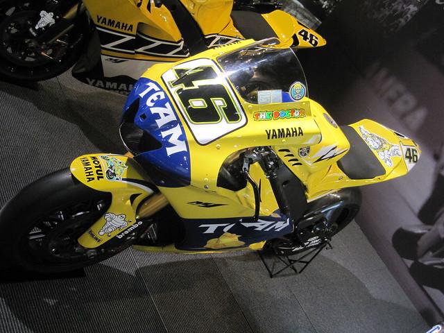 2006 YAMAHA YZR-M1 (OWR3) #46 Valentino Rossi