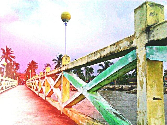Wisata Nusantara #andrography #fotodroids #mempawah