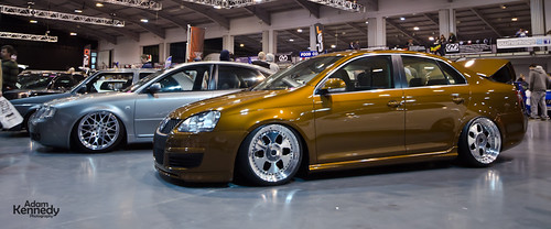 Brown Jetta