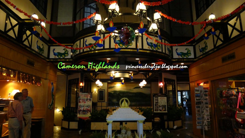 Cameron Highlands Strawberry Park lobby