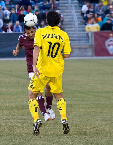 Pablo Mastroeni Colorado Rapids by Corbin Elliott Photography