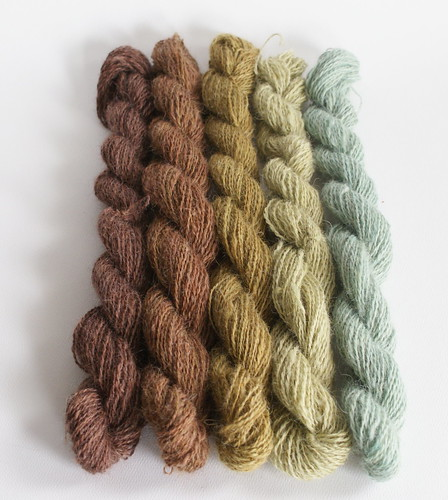 Mini-Skein Madness: Smells of the Sea