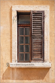 Old Window | Verona, Italy