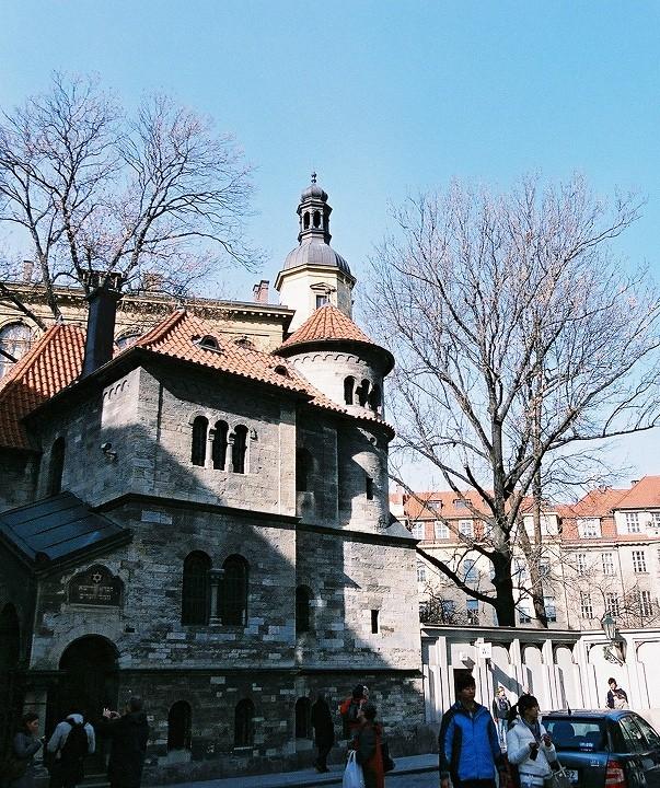 布拉格猶太區,舊猶太墓園