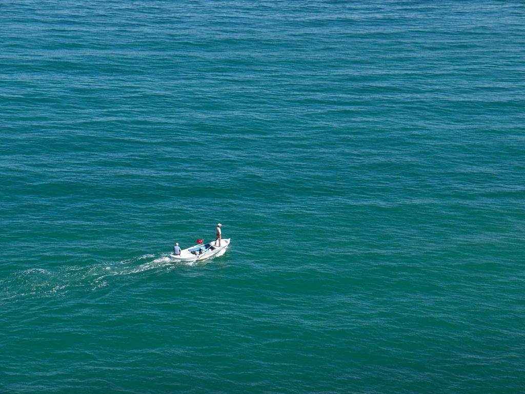 A boat near Kumbağ