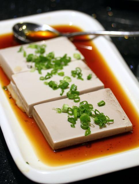广州乐园:顶级酱油蒸灵芝豆腐
