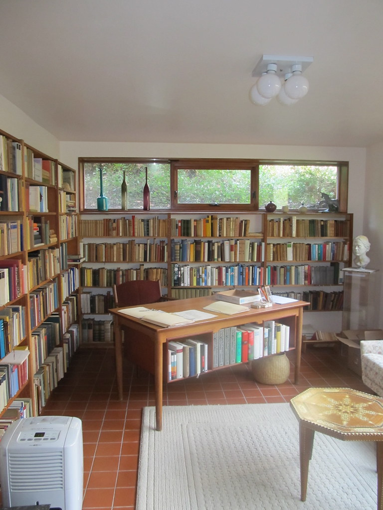 Library Study Built In Bookcases By Armstrong Modern Stl
