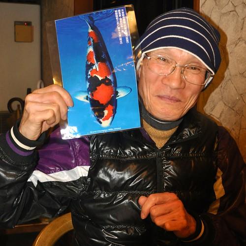 Shiraishi san (Yamatoya)