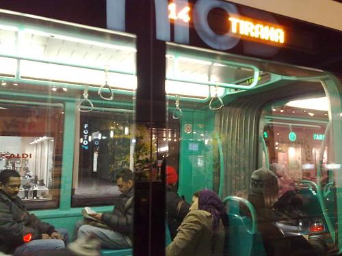 Tirana, linea 14 by durishti