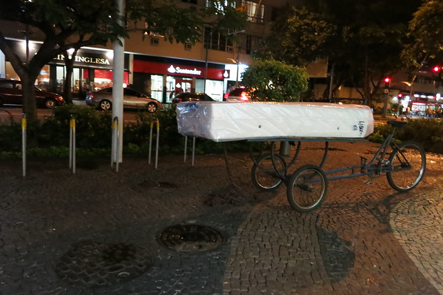 Rio Cargo Bike Matress
