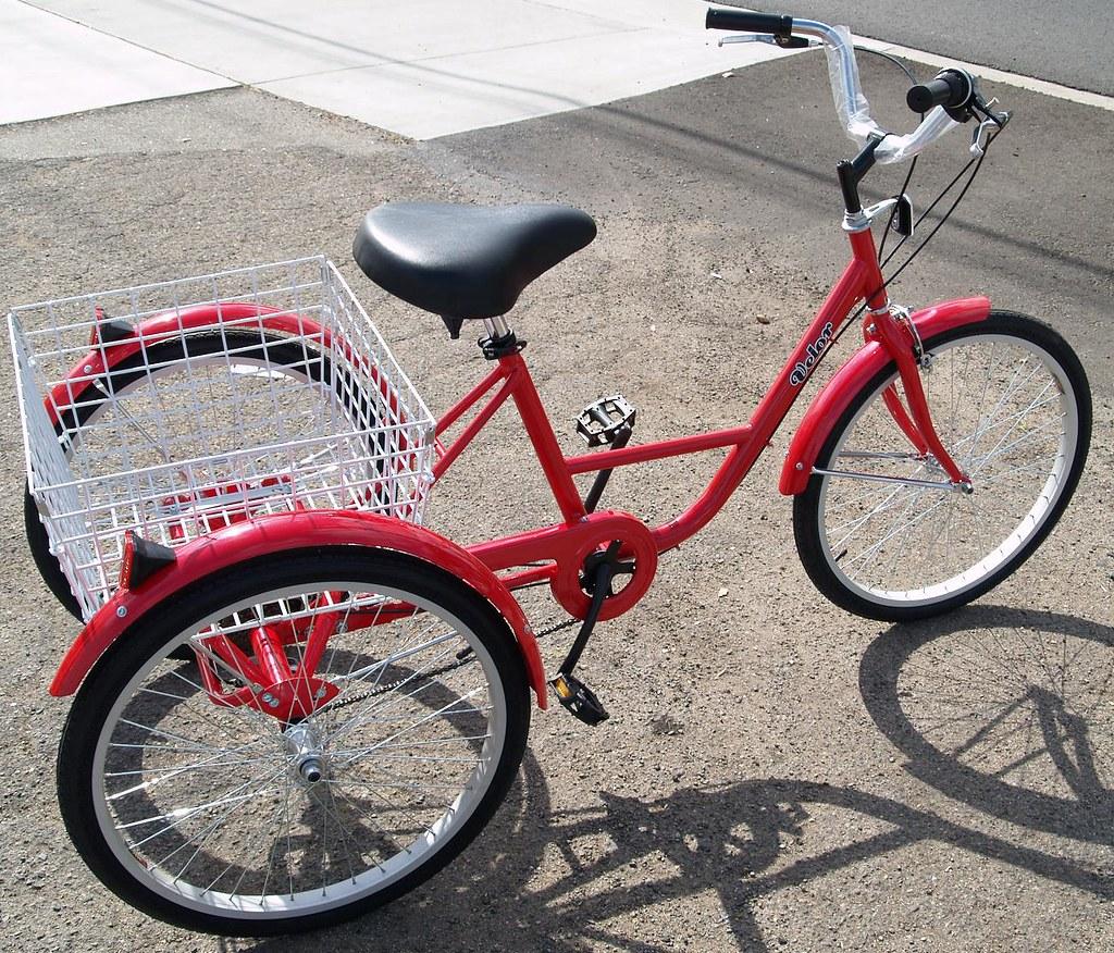 3 adult trike wheel