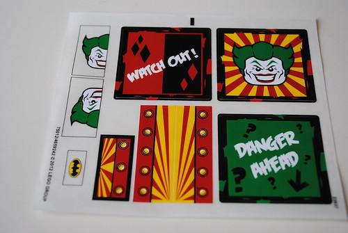 [Review] Super Heroes 6857: The Dynamic Duo Funhouse Escape 6863684757_fa6e733f7a