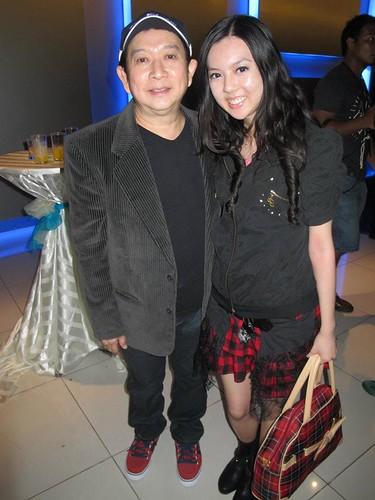Henry Thia and Chee Li Kee