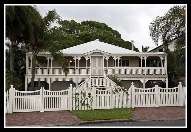 Home Designs Queenslander Style