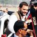 Rahul Gandhi's road show in Sultanpur, U.P (5)