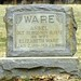Ware Family Cemetery
