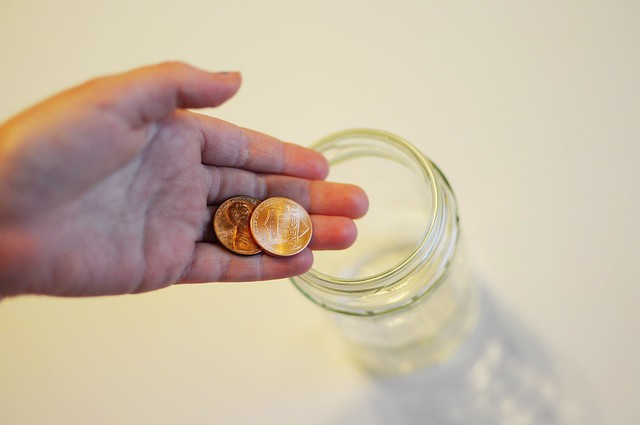 widow's coins