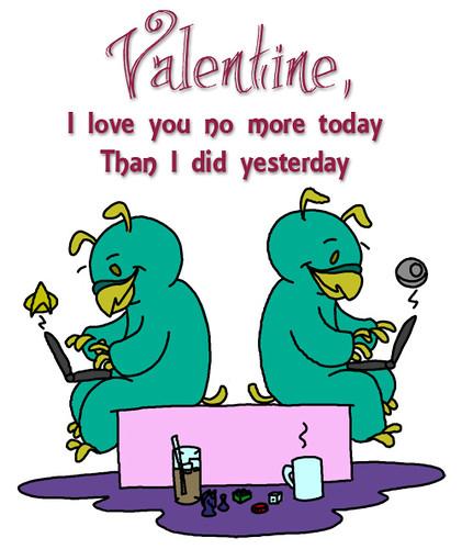 """Valentine""""s Day Meh 2012"""