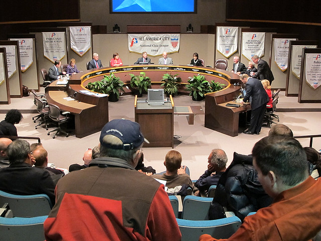 Plano City Council Meeting